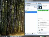 Transfert-Reception de fichiers sur Skype