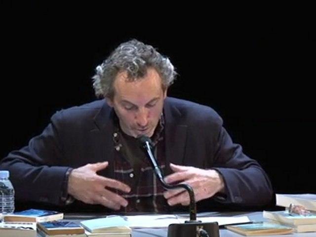 """Martin Rueff, D'après nature"""" de W.G. Sebald - Nouveau festival / 3ème édition"""
