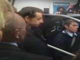 Reportage : Nicolas Sarkozy rencontre les formateurs et les jeunes de l'EPIDe de St Quentin