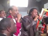 """HVW8 Presents Snoop Dogg & KRS One """"South Bronx"""" Freestyle Session Pt.1"""