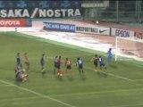 Asie - Gamba Osaka/Pohang Steelers : 0-3