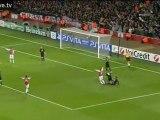 Arsenal - AC Milan 3:0 skrót MeczeLive.tv