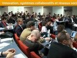 Xavier Pavie. Innovation, systèmes collaboratifs,  réseaux sociaux. ISIS