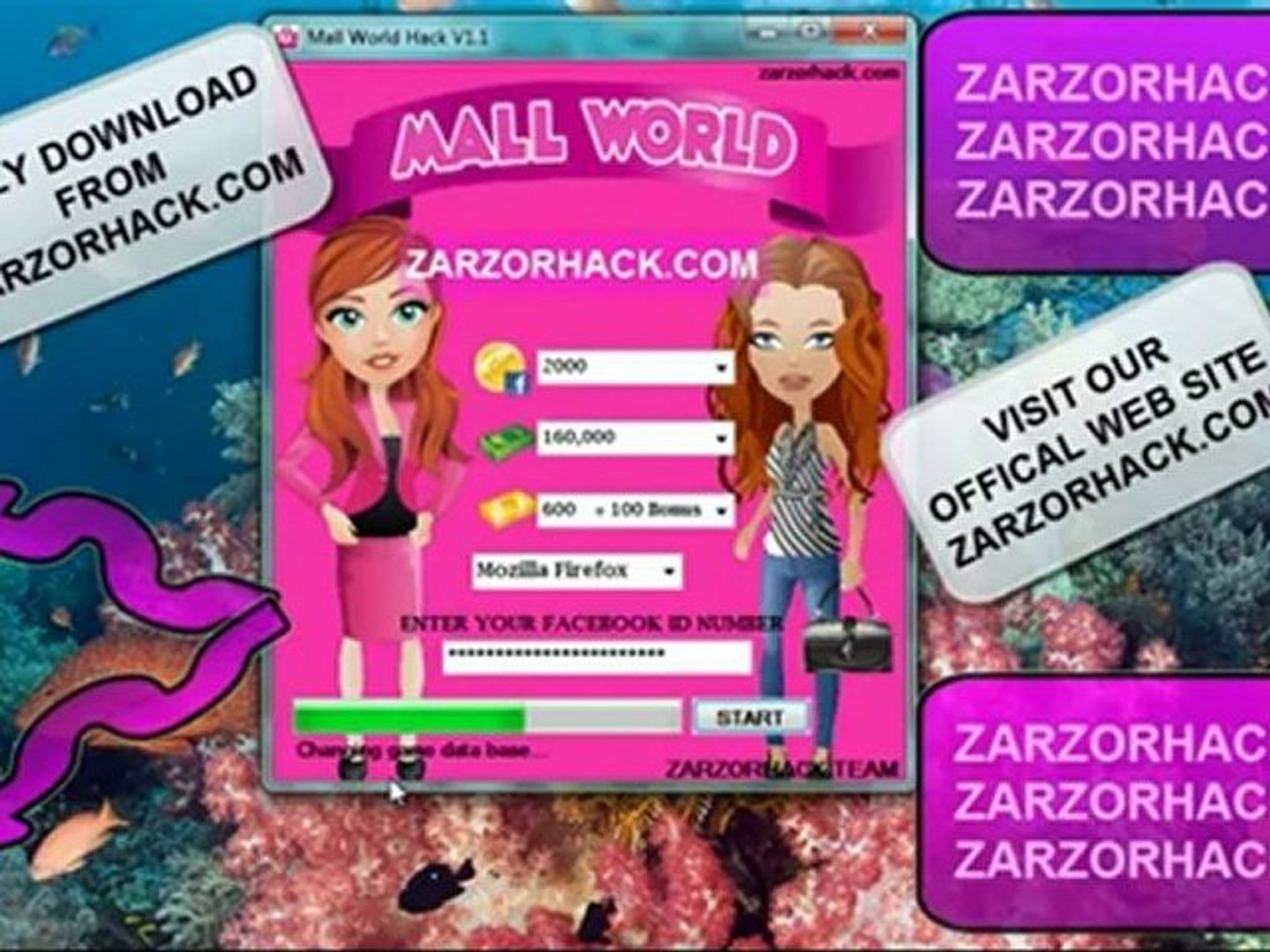 Mall World ' Hack Cheat n 2016 n FREE Download n Télécharger