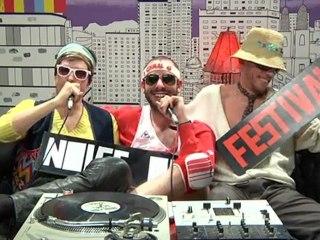 Hombres Púa en Noise off festival XS
