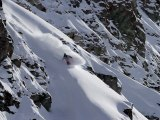 Vacances (extrêmes) de février, snowboard avec Xavier de Le Rue
