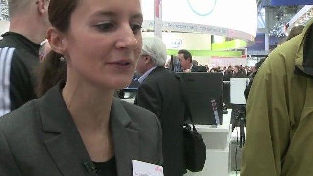 Weird and wonderful gadgets wow world's top IT fair