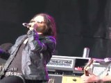 Guns N' Roses Takes LA As Axl Rose Talks Rock Hall, Slash Not Confirmed