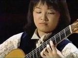 Guitare classique  - kaori muraji  -  Greensleeves  -