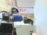 Des Robots Toujours plus Humains, au CeBIT de Hanovre (Mars 2012)