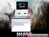 Download Mass Effect 3 game generator Activation Keys Codes