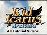 Kid Icarus : Uprising - All Kid Icarus Uprising Tutorial Trailer