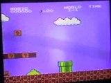 Super Mario Bros Nintendo NES