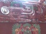 Honduras: Le superbe musée Maya de Copan.