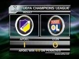 8e de finale - Messi déroutant, Lyon dégoûté