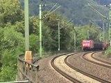 SBB ChemOil Re482, SBB Cargo Re482, Railion BR189, BR425 Ortseingang Neuwied