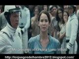 Los juegos del hambre (hunger games) Tv spot Tributo subtitulos español