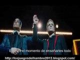 Los juegos del hambre (hunger games) Tv spot equipo subtitulos español