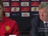 Manchester United vs Athletic Bilbao - Pre Match Press Conference