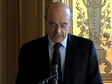 Intervention d'Alain Juppé - Journée internationale des femmes (08.03.2012)