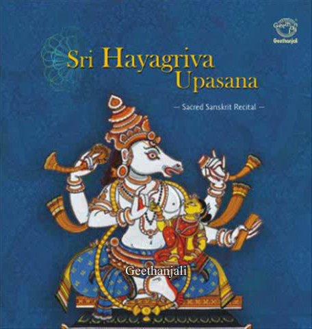 Sri Lakshmi Hayagriva Dandakam — Sanskrit Spiritual