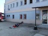 Geyve Metem-Geyve belediyesi İtfaiyesi Kurtarma tatbikatı-2