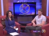 Liam Hemsworth Discusses 'The Hunger Games' And Fans Of The Film - 3TV 07/03/2012