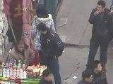 Pickpockets à la baguettes chinoises