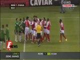 2011 Ligue 2 J25 REIMS SEDAN 1-2, le 27 février 2012