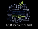 Teaser 2 Rencontres Nationales des Etudiants pour le Développement Durable