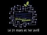 Teaser 1 Rencontres Nationales des Etudiants pour le Développement Durable