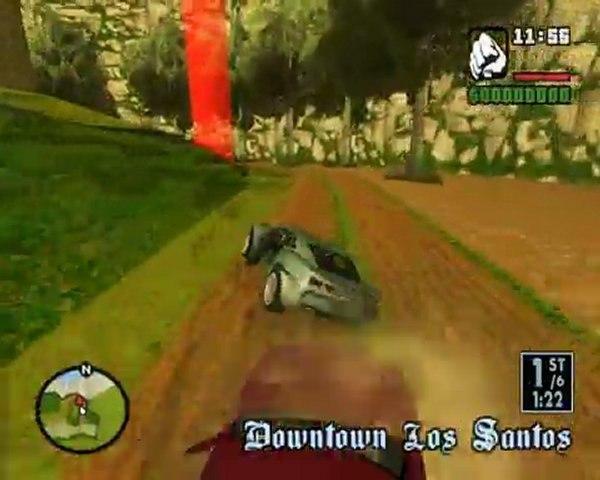 GTA Grand Carma - Theme Castel (Races Test CLEO)