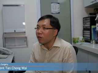 Dr Vincent Tan Chong Wai Heart Attack Prevention