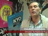 Programmation du Festival de Poupet 2012 (Vendée)