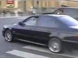 BMW E39 M5 vs Range Rover sport