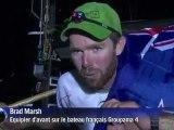 Volvo Ocean Race: Franck Cammas vainqueur à Auckland