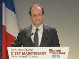 Discours de François Hollande aux Outre-mers
