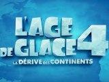 LA B-A DU JOUR : L'Age de Glace 4 (Ice Age 4)  VOST | Full HD