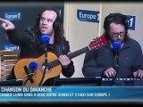 """""""Blabla halal"""" à la radio Europ1 """"Des clics et des claques"""""""