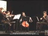 Lauréat du Premier prix Musique de chambre - Grande finale - Festival musique classique de Pierre-de-Saurel 2011