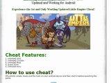 Little Empire Free Mojo Cheats - iPhone / iPad / iOS / Android