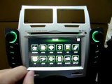 Toyota Yaris GPS Navigation 800x480 Autoradio Car DVD GPS www.autocardvdgps.com