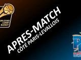 Après-Match - 21ème Journée - Orléans/Paris-Levallois - Côté Paris