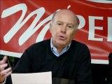 """1-Ouverture au colloque M'PEP - """"Pour une République du droit opposable à l'emploi"""" - Ouverture par JFDelhaye - 10 mars 2012 à Lyon"""