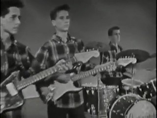 The Continentals - Thunderbird (1961 - Ted Mack Show)