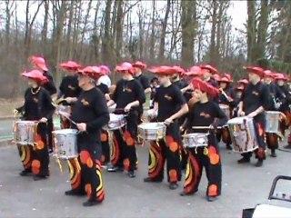 Carnaval de Montgeron (91) le 10 mars 2012
