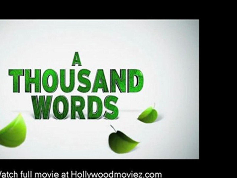 watch a thousand words part 2