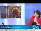 Corinne Lepage invitée de France24 - Dimanche 11 mars