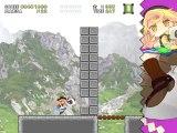 New Super Marisa Land 07. Le coup de vent sous la jupe
