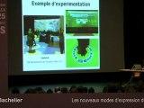 """Simon Bachelier : """"Les nouveaux modes d'expression du jeu vidéo"""". Intervention durant les journée d'études de l'AGCCPF PACA """"Jeu Vidéo, Création Transmédia : Nouvelles Formes de Médiation Culturelle"""""""